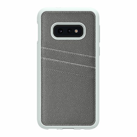 Picture of Alpha Series Case for Samsung Galaxy S10e, Light Grey