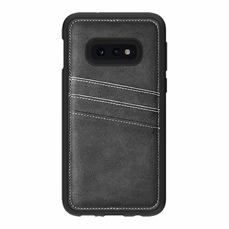 Picture of Alpha Series Case for Samsung Galaxy S10e, Suede Grey