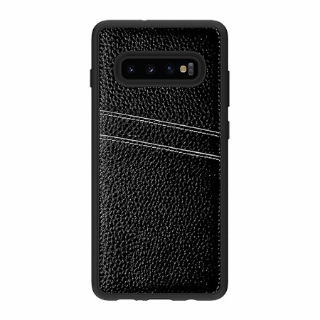 Picture of Alpha Series Case for Samsung Galaxy S10+, Black