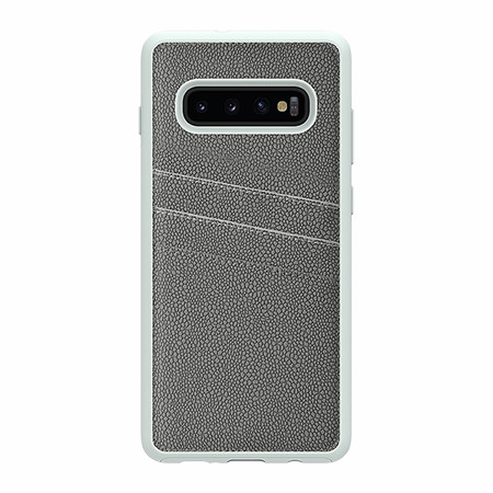 Picture of Alpha Series Case for Samsung Galaxy S10+, Light Grey
