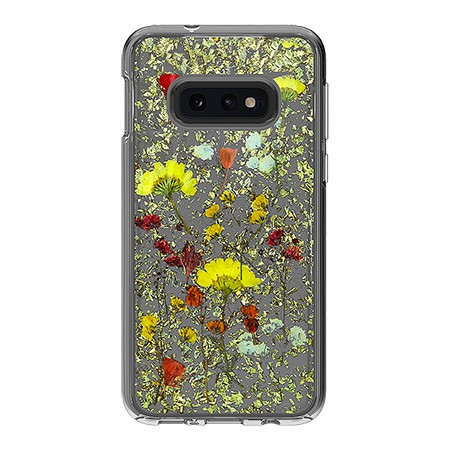 Picture of Botanic Series Case for Samsung Galaxy S10e, Spring Yellow