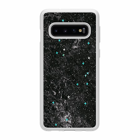 Picture of Sparkle Marble Case for Samsung Galaxy S10, 023