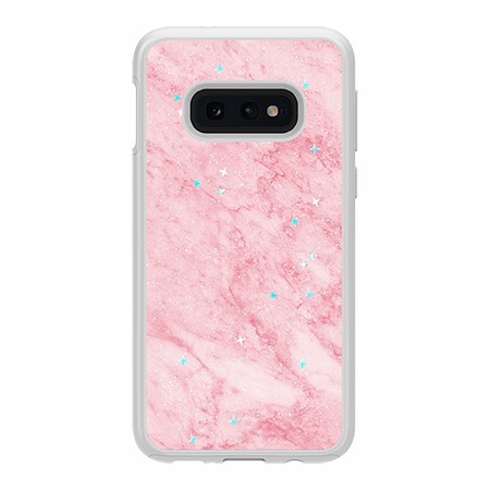 Picture of Sparkle Marble Case for Samsung Galaxy S10e, Pink
