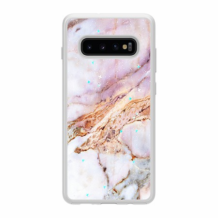 Picture of Sparkle Marble Case for Samsung Galaxy S10+, 028