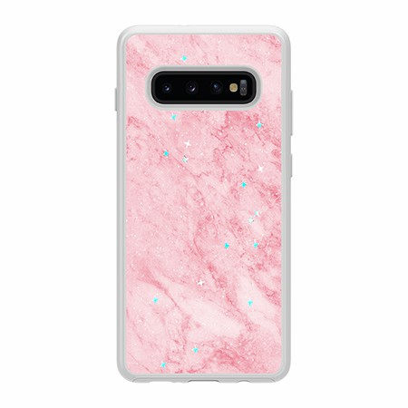 Picture of Sparkle Marble Case for Samsung Galaxy S10+, Pink
