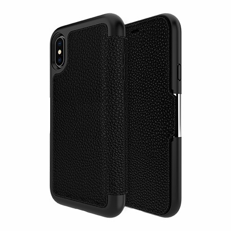 Picture of Sparta Folio Case for Apple iPhone X/Xs, Black