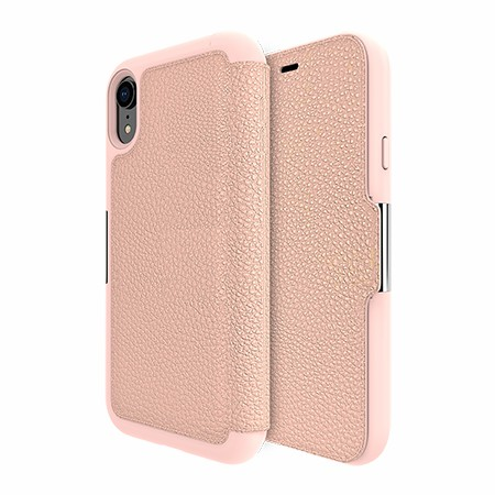 Picture of Sparta Folio Case for Apple iPhone XR, Soft Pink