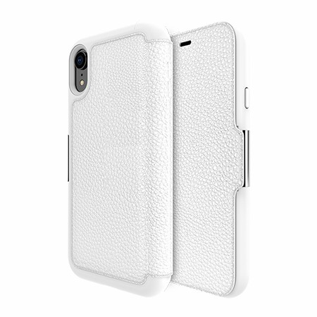 Picture of Sparta Folio Case for Apple iPhone XR, White