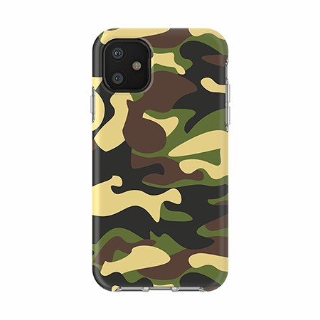 Picture of Supreme Series for iPhone 11, Green Camo