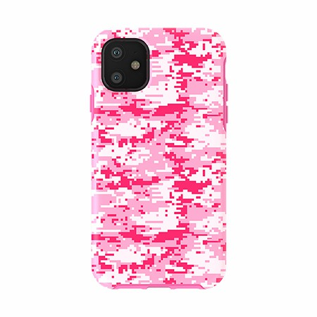 Picture of Supreme Series for iPhone 11, Pink Pixel Camo