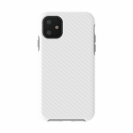 Picture of Supreme Series for iPhone 11, White Carbon Fiber