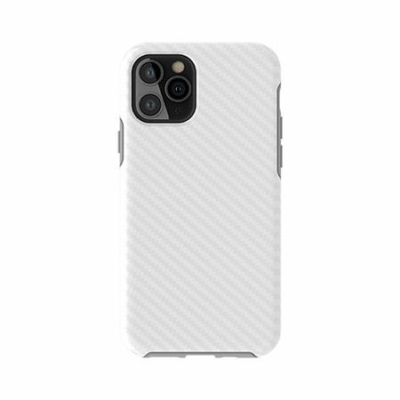 Picture of Supreme Series for iPhone 11 Pro, White Carbon Fiber
