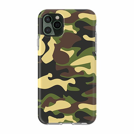 Picture of Supreme Series for iPhone 11 Pro Max, Green Camo