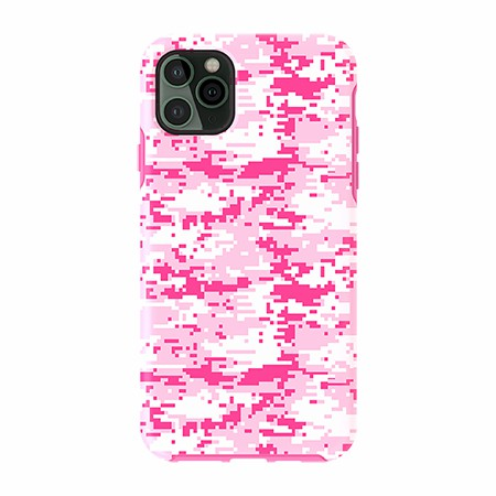 Picture of Supreme Series for iPhone 11 Pro Max, Pink Pixel Camo