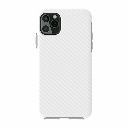 Picture of Supreme Series for iPhone 11 Pro Max, White Carbon Fiber