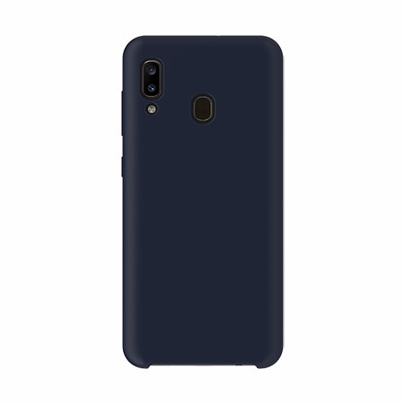 Picture of Lucid Series Case for Samsung A20, Midnight Blue