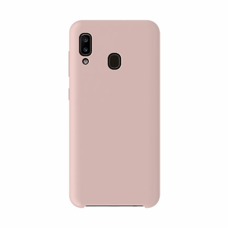 Picture of Lucid Series Case for Samsung A20, Pink Sand