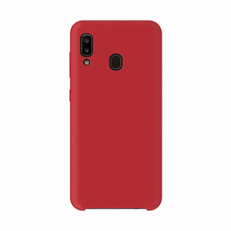 Picture of Lucid Series Case for Samsung A20, Red