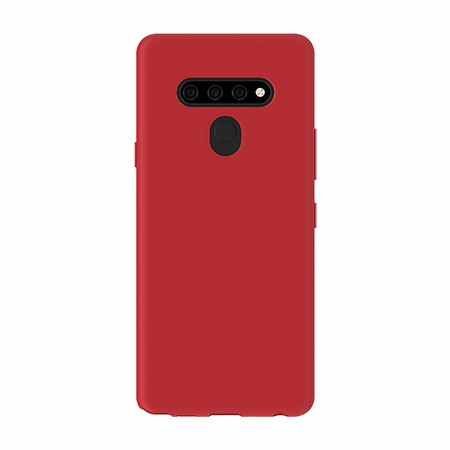 Picture of Lucid Series Case for LG Stylo 6, Red