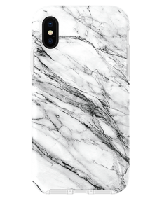 Picture of Apple iPhone X/XS Marble Series Case, Black & White