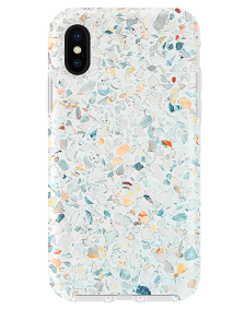 Picture of Apple iPhone X/XS Marble Series Case, Mix Pastel