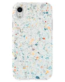 Picture of Apple iPhone XR Marble Series Case, Mix Pastel