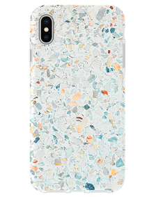 Picture of Apple iPhone Xs Max Marble Series Case, Mix Pastel