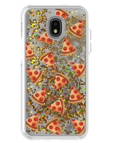 Picture of Samsung Galaxy J3 Achieve Motion Series Case, Pizza Slice
