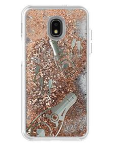 Picture of Samsung Galaxy J3 Achieve Motion Series Case, Poppin Bottles