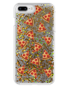 Picture of Apple iPhone 7 Plus & 8 Plus Motion Series Case, Pizza Slice