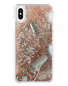 Picture of Apple iPhone X/XS Motion Series Case, Poppin Bottles