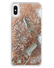 Picture of Apple iPhone Xs Max Motion Series Case, Poppin Bottles