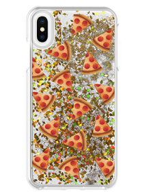 Picture of Apple iPhone Xs Max Motion Series Case, Pizza Slice