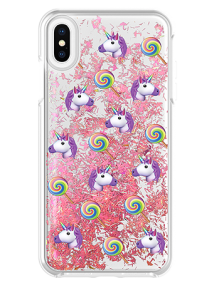Picture of Apple iPhone Xs Max Motion Series Case, Unicorn