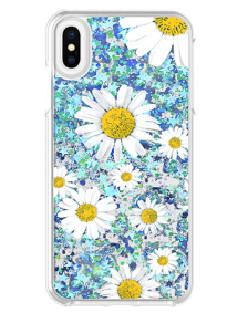 Picture of Apple iPhone Xs Max Motion Series Case, White Daisy