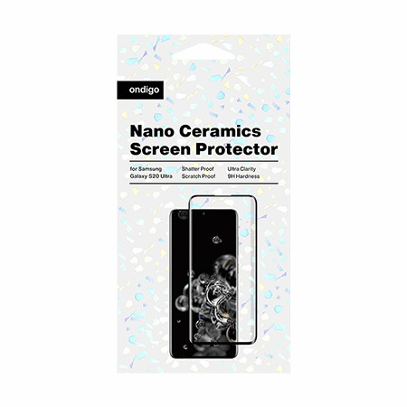 Picture of Full Coverage Nano Ceramics Screen Protector for Samsung Galaxy S20 Ultra