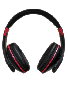 Picture of Ondigo DX100 Stereo Wired Headphones, Black