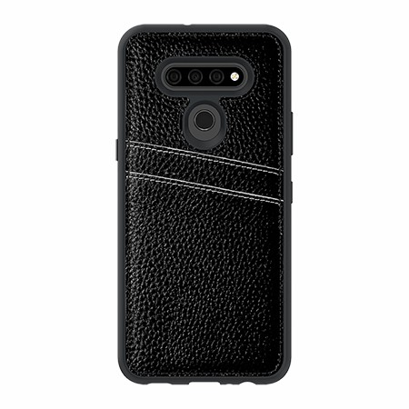 Picture of Alpha Series Case for LG K51, Black
