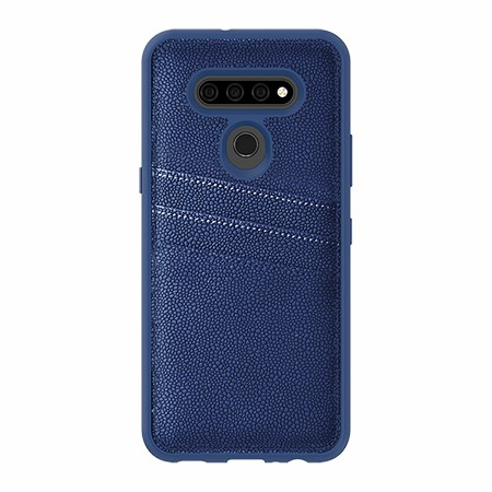 Picture of Alpha Series Case for LG K51, Blue
