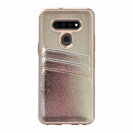 Picture of Alpha Series Case for LG K51, Gold