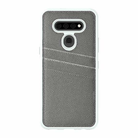 Picture of Alpha Series Case for LG K51, Light Grey
