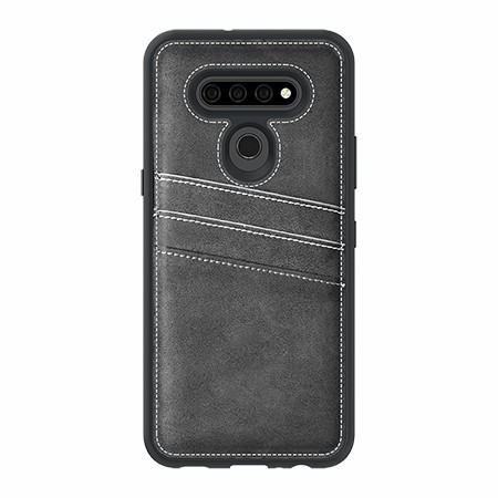 Picture of Alpha Series Case for LG K51, Suede Grey