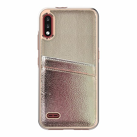 Picture of Alpha Series Case for LG K22, Gold