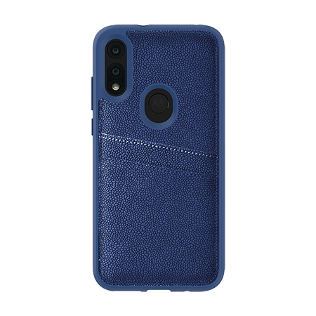 Picture of Alpha Series Case for Moto E (2020), Blue