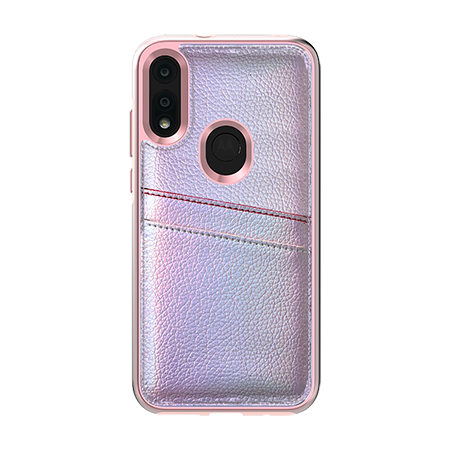 Picture of Alpha Series Case for Moto E (2020), Flashy Pink