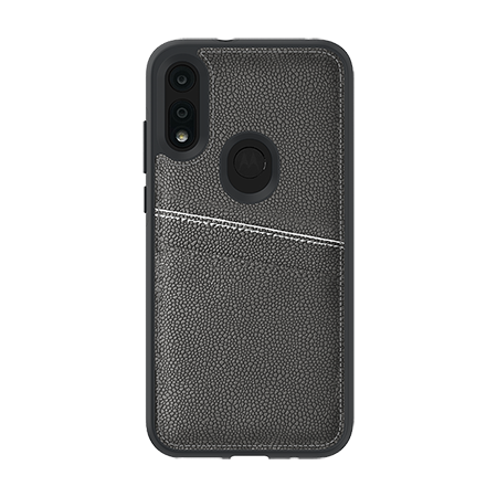 Picture of Alpha Series Case for Moto E (2020), Grey