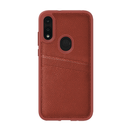 Picture of Alpha Series Case for Moto E (2020), Red