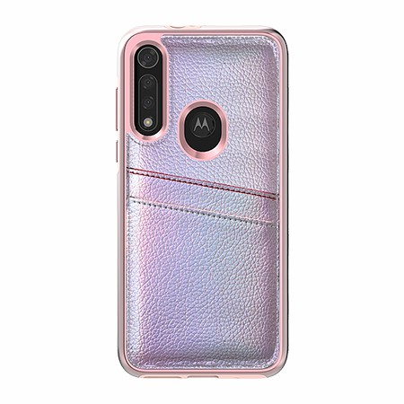 Picture of Alpha Series Case for Moto G8 Fast, Flashy Pink