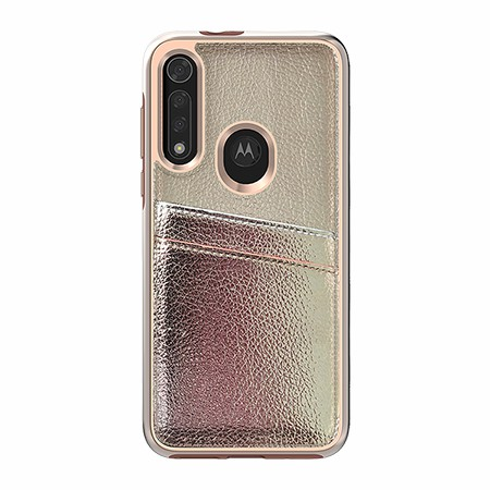 Picture of Alpha Series Case for Moto G8 Fast, Gold