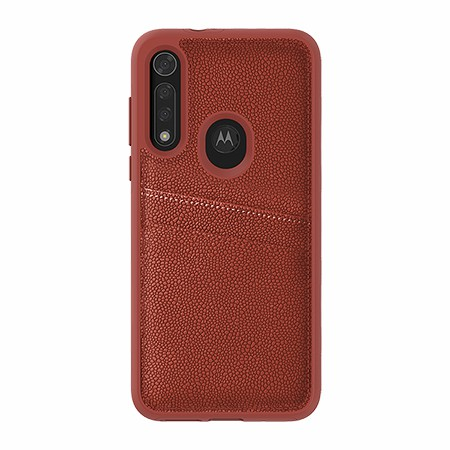 Picture of Alpha Series Case for Moto G8 Fast, Red
